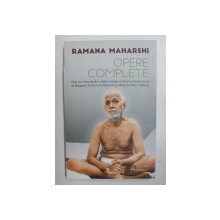OPERE COMPLETE ,de RAMANA MAHARSHI , 2021 *MICI DEFECTE COTOR
