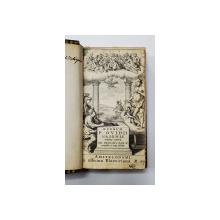 OPERUM P. OVIDII NASONIS, 2 VOL. - AMSTERDAM, 1659-1661