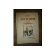 ORASE DIN ROMANIA , EDITIA A II-A REVAZUTA SI ADAUGITA de I. SIMIONESCU
