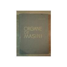 ORGANE DE MASINI  de D. N. RESETOV , 1963