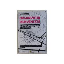 ORGANIZATIA REINVENTATA de FREDERIC LALOUX , 2017