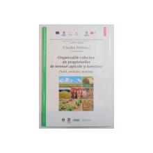 ORGANIZATIILE COLECTIVE ALE PROPRIETARILOR DE TERENURI AGRICOLE SI FORESTIERE , PROFIL , EVOLUTIE , TENDINTE de CLAUDIA PETRESCU , 2013