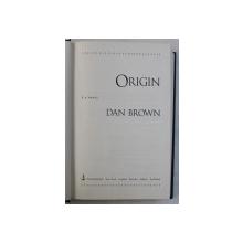 ORIGIN by DAN BROWN , 2017