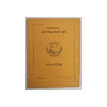 ORTHODOX THEOLOGICAL SEMINARY MAGAZINE , 1960 *EDITIE BILINGVA