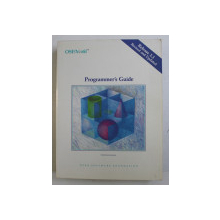 OSF / MOTIF - PROGRAMMER ' S GUIDE , 1991