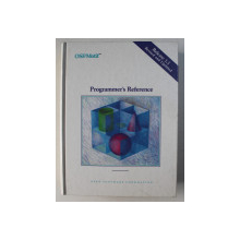 OSF / MOTIF - PROGRAMMER 'S REFERENCE , 1990