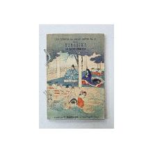 OURASIMA - LE PETIT PECHEUR , SERIE LES CONTES DU VIEUX JAPON , NO. 8, 1889 - 1905 , TIPARITA PE  HARTIE MANUALA