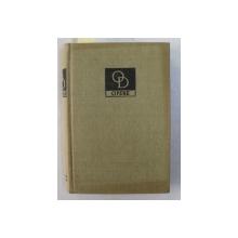 OVID DENSUSIANU   - OPERE , VOLUMUL VI , EDITIE CRITICA DE B. CAZACU , IOAN SERB si FLORICA SERB , 1958 , DEDICATIE *