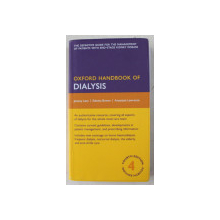 OXFORD HANDBOOK OF DIALYSIS by JEREMY LEVY , EDWINA BROWN , ANASTASIA LAWRENCE , 2016