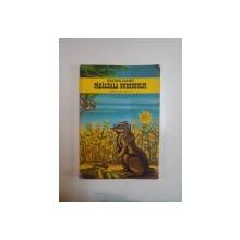 PACALEALA BURSUCULUI de EUGEN JIANU , ILUSTRATII SI COPERTA de ION PANAITESCU , 1976