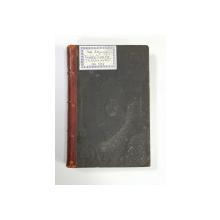 PACATELE TINERETII de CONSTANTIN NEGRUZZI, EDITIA I - IASI, 1857 COLEGAT DE 3 TITLURI
