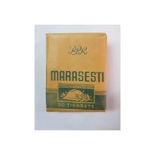 Pachet de tigari 'Marasesti'