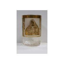 Pahar din cristal Bohemia, cca. 1900