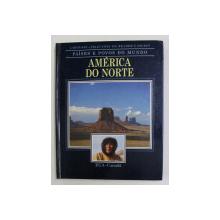 PAISES E POVOS DO MUNDO -  AMERICA DO NORTE , 1992