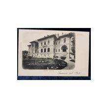 Palatul Cotroceni in 1903, Bucuresci - CP Clasica