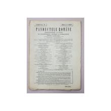 PANDECTELE ROMANE  - REPERTORIU LUNAR DE JURISPRUDENTA , DOCTRINA SI LEGISLATIUNE , director C. HAMANGIU , CAETUL 9 , ANUL V , 1926