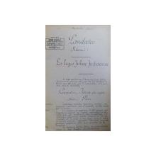PANDECTES ( RESUME )  LES LEGES JULIAE JUDICIARIAE , 1912 - 1913