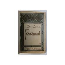 PANDURUL de BUCURA DUMBRAVA , 1912 , CONTINE SEMNATURA OLOGRAFA  A  AUTORULUI*