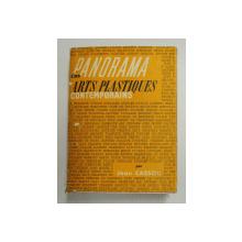 PANORAMA DES ARTS PLASTIQUES CONTEMPORAINES par JEAN CASSOU  1960