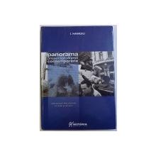 PANORAMA PRESEI ROMANESTI CONTEMPORANE  - ARTICOLE  - PROGRAM DE ZIARE SI REVISTE ( 22 DEC.1989  -  DEC. 2005 ) de I. HANGIU , 2006