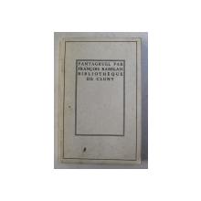 PANTAGRUEL de FRANCOIS RABELAIS , texte etabli et presente par PIERRE GRIMAL , 1959