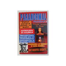 PARANORMAL - REVISTA , NR. 3 , 1996