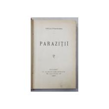 Parazitii, Delavrancea, Bucuresti 1893