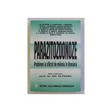 PARAZITOZOONOZE - PROBLEME LA SFARSIT DE MILENIU IN ROMANIA , sub redactia lui GH. OLTEANU , 1999