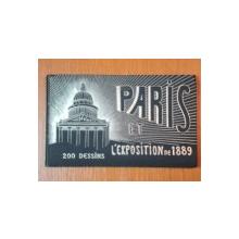PARIS ET LÉXPOSITION DE 1889 200 DESSINS
