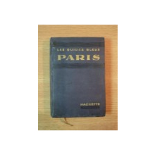 PARIS - GUIDE, PARIS 1937