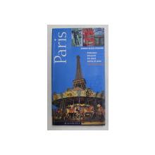 PARIS , GUIDES BLEUS EVASION ,1999