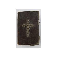PAROISSIEN ROMAIN - LES OFFICES DE TOUS LES DIMANCHES , EDITION PERLE , 1861