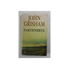 PARTENERUL de JOHN GRISHAM , ANII '90 , LIPSA PAGINA DE TITLU *