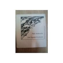 PASII VANATORULUI de JOSE AGUSTIN GOYTISOLO , 1986