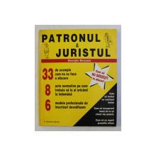 PATRONUL & JURISTUL de GH. MOROSANU , 1996