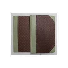 PATUL LUI PROCUST de CAMIL PETRESCU , VOLUMELE I - II , 1933 , EDITIA I*