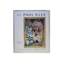 PAUL KLEE - CATALOGUE RAISONNE VOL. 2 (1913-1918) , 2000