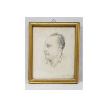 Paul Molda (1884-1955) - Portret de barbat