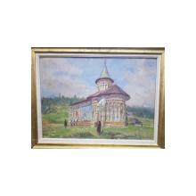 Paul Molda - Manastirea Voronet