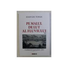 PE MALUL DE LUT AL FLUVIULUI , CALATORII PARALELE (II) de IOAN GH. TOFAN , 2018
