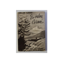 PE VALEA CERNEI ( PESTE RETEZAT LA HERCULANE ) de EMILIAN ILIESCU , ilustratiuni de NICOLAE SCHIOPU ,  1947