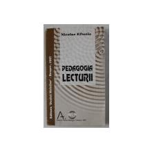 PEDAGOGIA LECTURII de NICOLAE EFTENIE , 1997