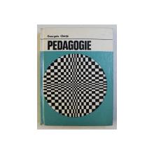 PEDAGOGIE APLICATA LA DOMENIUL EDUCATIEI FIZICE de GEORGETA CHIRITA , 1974