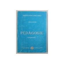 PEDAGOGIE - COMPENDIU de IOAN SERDEAN , 2002