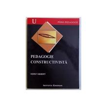PEDAGOGIE CONSTRUCTIVA de HORST SIEBERT, 2001