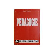 PEDAGOGIE de ELENA MACAVEI , 1997