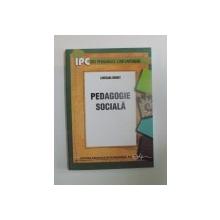 PEDAGOGIE SOCIALA de LOREDANA DROBOT, 2008