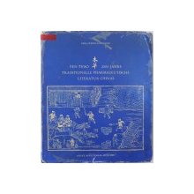 PEN  - TS 'A O  2000 JAHRE TRADITIONELLE PHARMAZEUTISCHE LITERATUR CHINAS  von PAUL ULRICH UNSCHULD , 1973