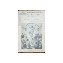 PERICOLUL PROPAGANDEI ADVENTISTE SI VOMBATEREA CONCUBINAJULUI DIN JUDETUL PRAHOVA de ICON. INOCENTIU STEFANESCU - PLOIESTI, 1915
