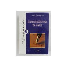 PERSONALITATEA IN SCRIS - GRAFOLOGIE  de RADU CONSTANTIN , 2007